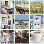Der Strandpavillon Heartbreak Hotel auf Terschelling