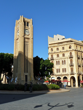 Place d'Etoile in Beirut