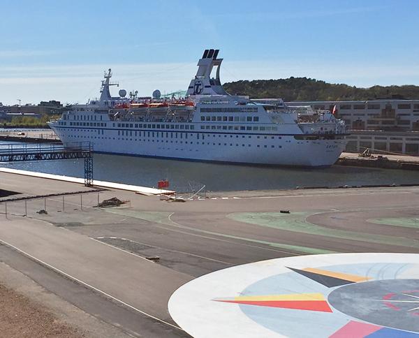 Die Astor in Göteborg