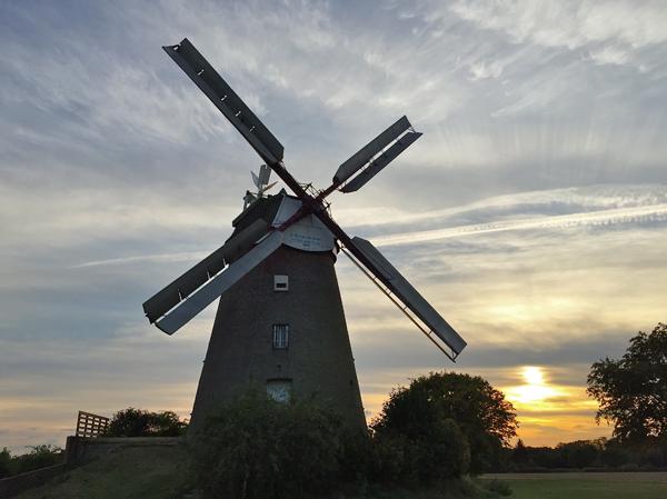 Breberener Windmühle