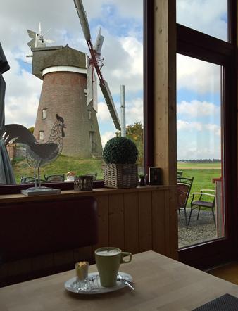 Im Café an der Mühle