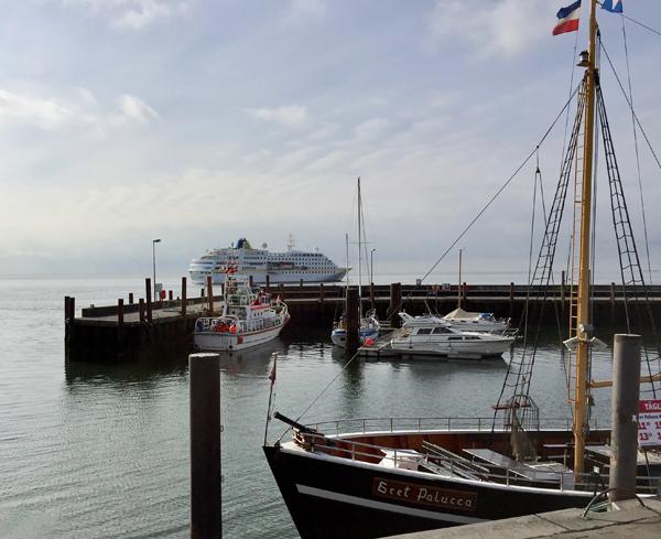 Hafen in List