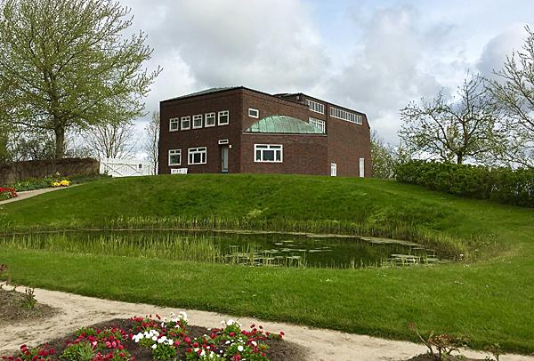 Wohn- und Atelierhaus in Seebüll