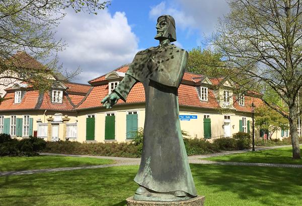 Das Lessinghaus in Wolfenbüttel