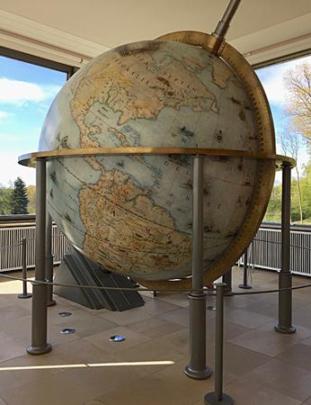Der Gottorfer Globus