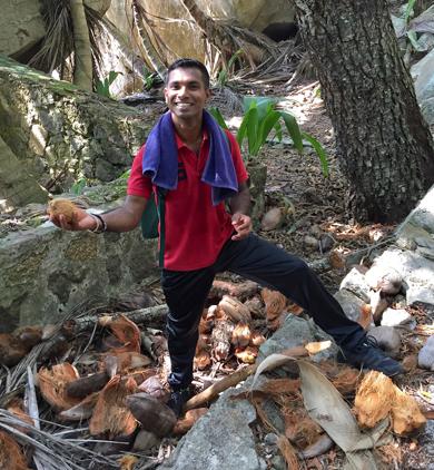 Wanderführer Prajeesh