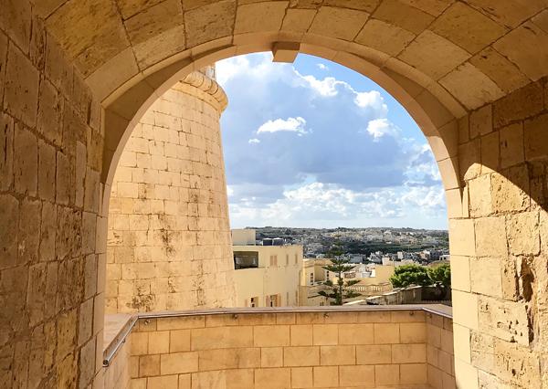 Zitadelle von Gozo