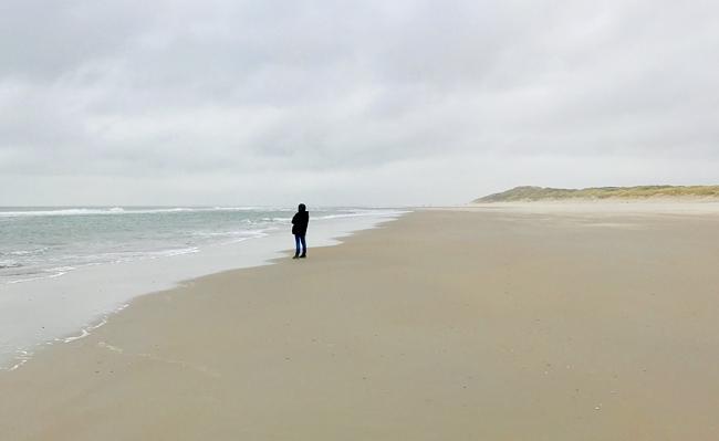 Strand von Vlieland