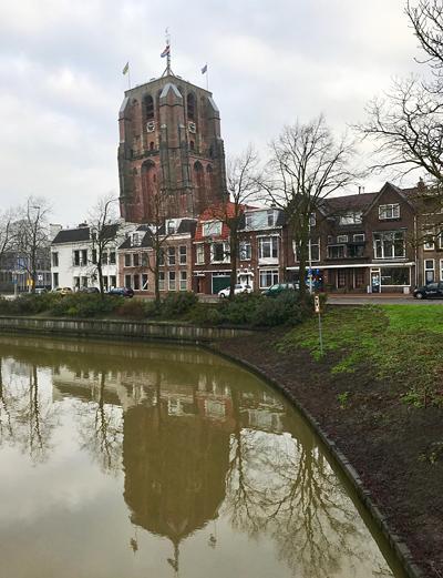 Der Oldehove in Leeuwarden