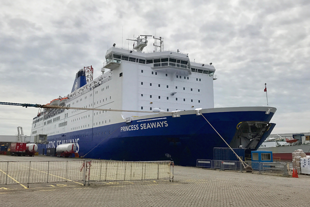 Fähre Princess Seaways