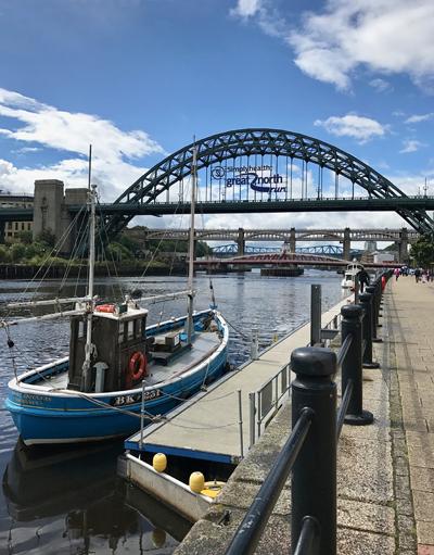 Brücken von Newcastle