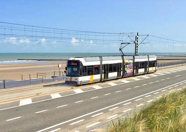 Die Küstenstraßenbahn