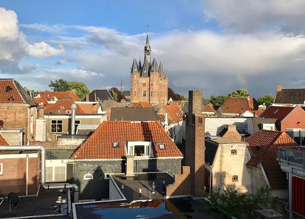 Dächer von Zwolle