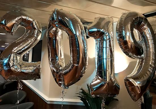 Luftballons 2019