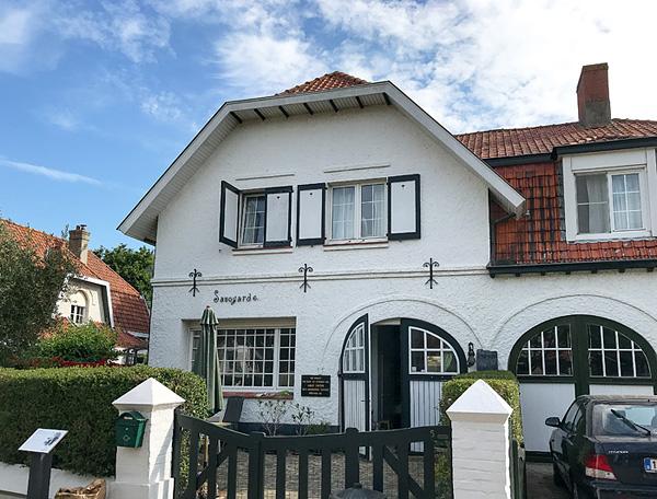 """Haus """"Savoyarde"""" in De Haan"""