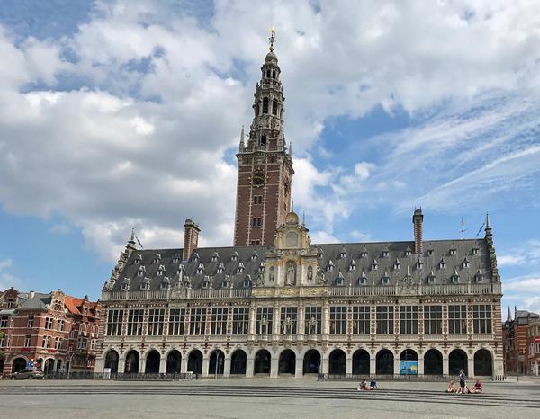 Universitätsbibliothek Leuven
