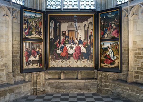 Altarbild von Dieric Bouts