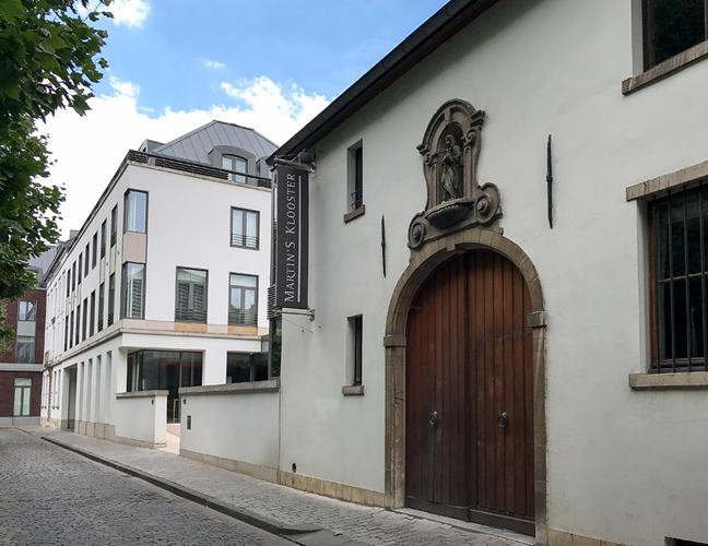 Martin's Kloosterhotel in Leuven