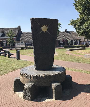 Denkmal für Van Gogh in Nuenen