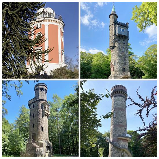 Vier Türme in Wuppertal