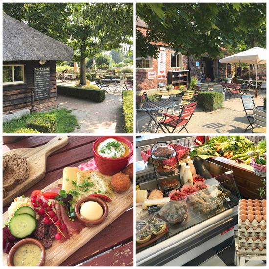 Gasthaus De Buitenman in Nordbrabant