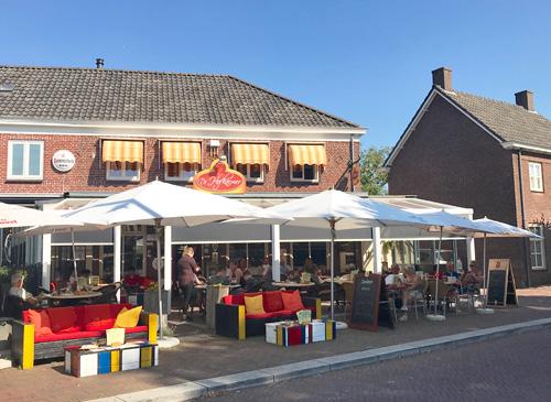 Das Streekrestaurant De Hofkaemer in Nordbrabant