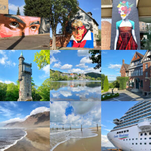 Rückblick 2020 - neun Bilder aus dem Jahr