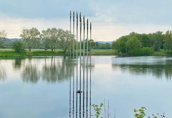 Skulpturengruppe am Kemnader See