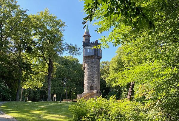 Der Weyerbuschturm in Wuppertal